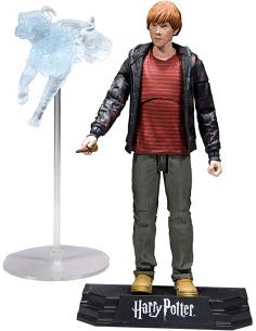 Figura Articulada Ron Weasley - Harry Potter
