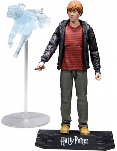 Figura Articulada Ron Weasley - Harry...
